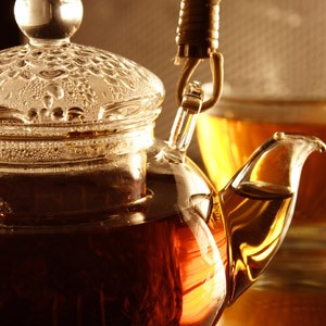 Boil the water, pour some over the tea and then immediately pour the water back out. Pour fresh boiled water over the tea and let steep for 2–3 minutes.