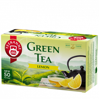 Green Tea Lemon 40
