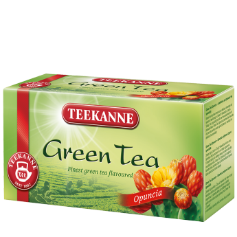 Green Tea Opuncia