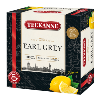 Earl Grey Lemon with Vitamin C 100