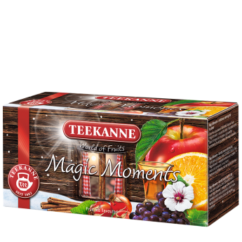 Teekanne fruit selection
