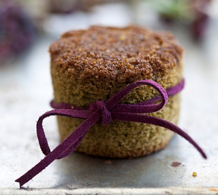 The muffin for tea-lovers